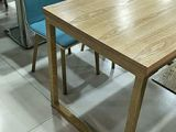 实木铁皮桌面
